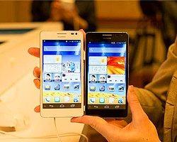 Huawei, Ascend Mate Ve D2'Yi Resmen Tanıttı!