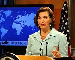 ABD Sözcüsü Nuland: 'Irak Onaylamadan Desteklemeyiz'