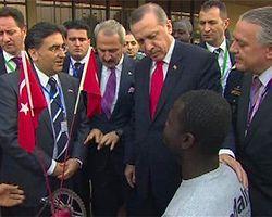 Erdoğan'dan Akülü Sandalye Sözü