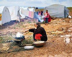 Suriye'de Açlık Alarmı