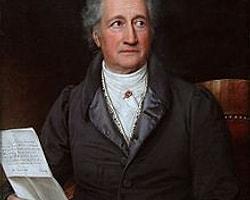 Alman Yazar Goethe Türk Çıktı
