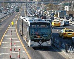 Topbaş'tan Metrobüs Şikayeti