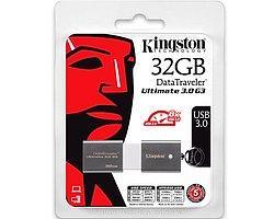 Kingston, Usb 3.0 Flash Belleğini Tanıttı