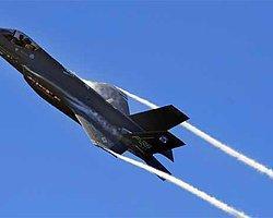 İki F-35'E Bir Yıl Rötar