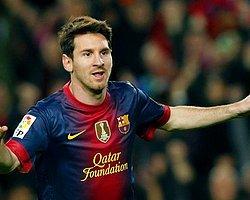 Messi'nin Pişmanlığı!