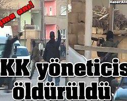 Mardin'de Üst Düzey 1 PKK' Lı Öldürüldü!