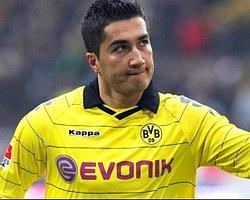 Nuri Dortmund İle İlk Maçına Çıktı