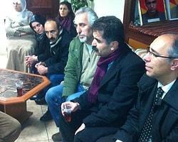 Ölen PKK'lılara Taziye Ziyareti
