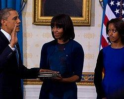 Obama İkinci Dönemine Başladı