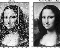 Mona Lisa Bu Kez Uzayda Gülümsedi