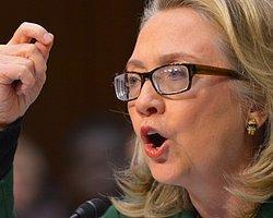 Clinton'dan Duygulu ve Sinirli Veda