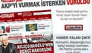 Hürriyet AK Parti'yi Vurmak İsterken Vuruldu