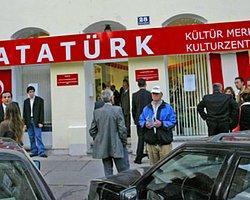 Viyana'da Atatürkçü Düşünce Derneği Kundaklandı