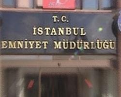 İstanbul Emniyet Müdürlüğü'nde Deprem