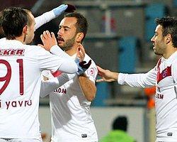 Trabzonspor-Mersin İdmanyurdu İlk 11'Ler