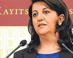 BDP'li Buldan: 'Şahin'den Kurtulduğumuz İçin Şükrediyoruz'