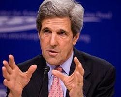 Kerry: Esad Uzun Süre Devlet Başkanı Kalamaz