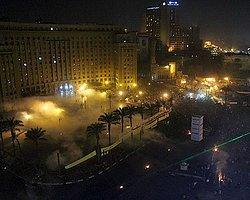 Mısır'da Devrimin Yıl Dönümünde Gerginlik