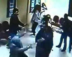 Hamile Kadın Doktora Saldırdı