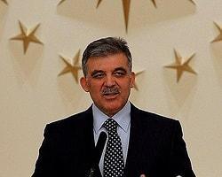 Cumhurbaşkanı Gül, Bir Hükümlüyü Affetti