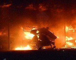 Azerbaycanda şiddet