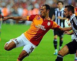 Taraftardan Sneijder'e Özel Pankart