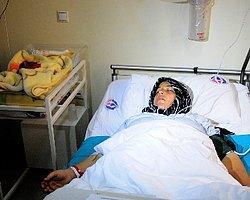 Bombalar Altında Suriye'den Kaçtı, 2 Gün Yürüdü Doğumunu Türkiye'de Yaptı