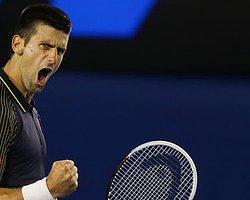 Avustralya'nın En Büyüğü Djokovic!