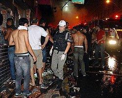 Brezilya Yangınında Üç Kişi Tutuklandı