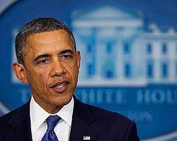 Obama, Netanyahu'yu Kutladı