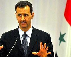 Esad: Türkiye Olmasa İsyanı İki Haftada Bitiririm!