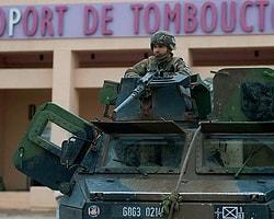 Fransız Ordusu Timbuktu'da