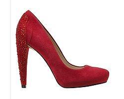 Nine West Kırmızı Ayakkabıları