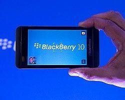 İki Yeni Modelden Oluşan Blackberry 10 Tanıtıldı