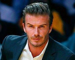 David Beckham Paris St Germain'e Gidiyor