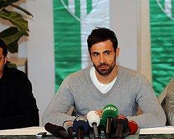 Bursasporlu Futbolculardan Basın Toplantısı