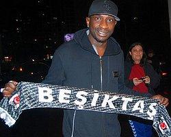 Mamadou Niang Beşiktaş'ta