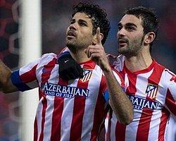 Madrid'de Sonucu Penaltılar Belirledi