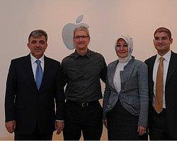 Apple Ceo'su Tim Cook Bugün Abdullah Gül'ü Ziyaret Ediyor | Sosyalmedya.co