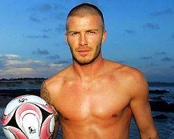 Beckham'ın Transfer Parası Yardım Kuruluşlarına Gidecek