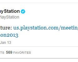 Sony Playstation 4 İçin 20 Şubat'ı İşaret Ediyor