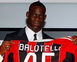 Mario Balotelli: 'Bir Rüya Gerçekleşti'