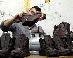 Türkiye'nin Ayakkabısını Bu İl Üretiyor