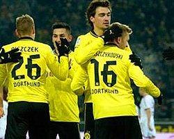 Dortmund'un İnadı Leverkusen'i Yaktı!