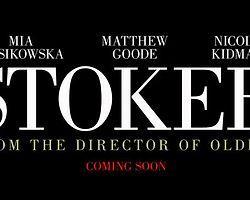 Stoker İstanbul Film Festivali'nde!