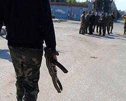 Suriye İstihbarat Şefine Tutuklama Emri