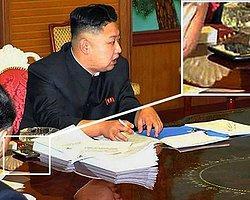 Kuzey Kore Liderinin Telefonu Tartışma Yarattı