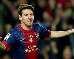 Ve Messi Barça'daki Sözleşmesini Uzatıyor