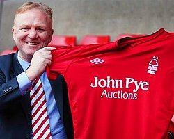 Nottingham Forest 41 Günlük Teknik Direktörünü Kovuldu!