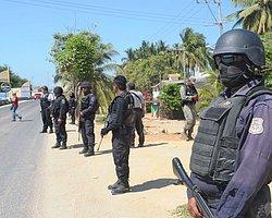 Acapulco'da 6 İspanyol Turiste Tecavüz